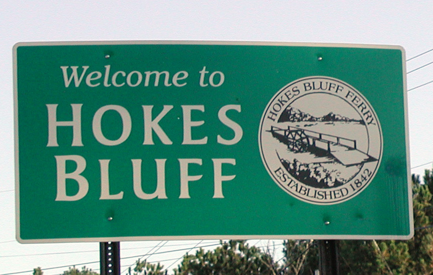 Welcome to Hokes Bluff