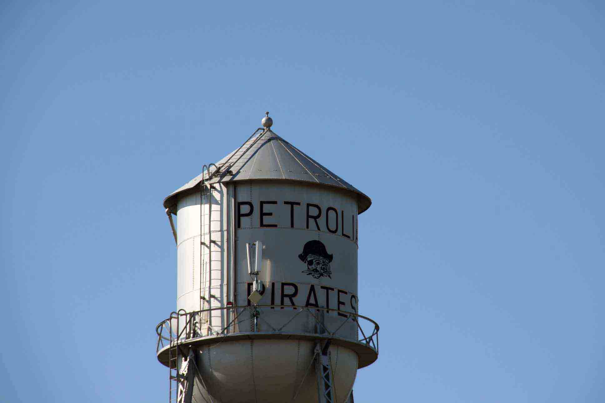Petrolia Water Tower